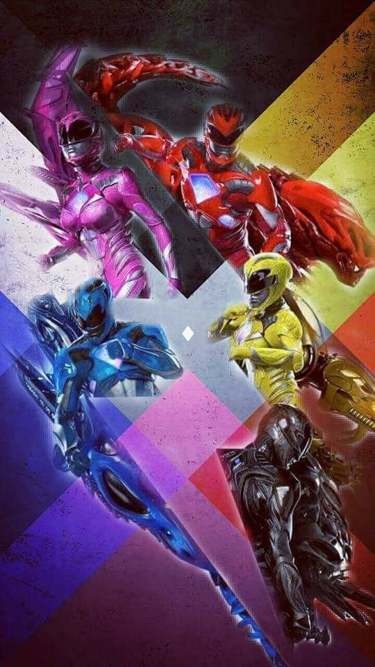 Power Rangers 2017 Iphone 7 Wallpaper Iphone Wallpapers