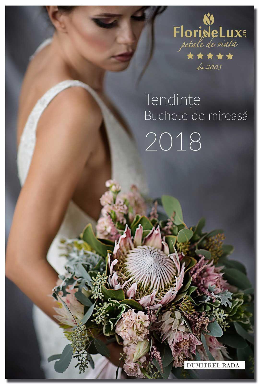 Pin By Floridelux Florarie Online On Buchete De Mireasa In 2019