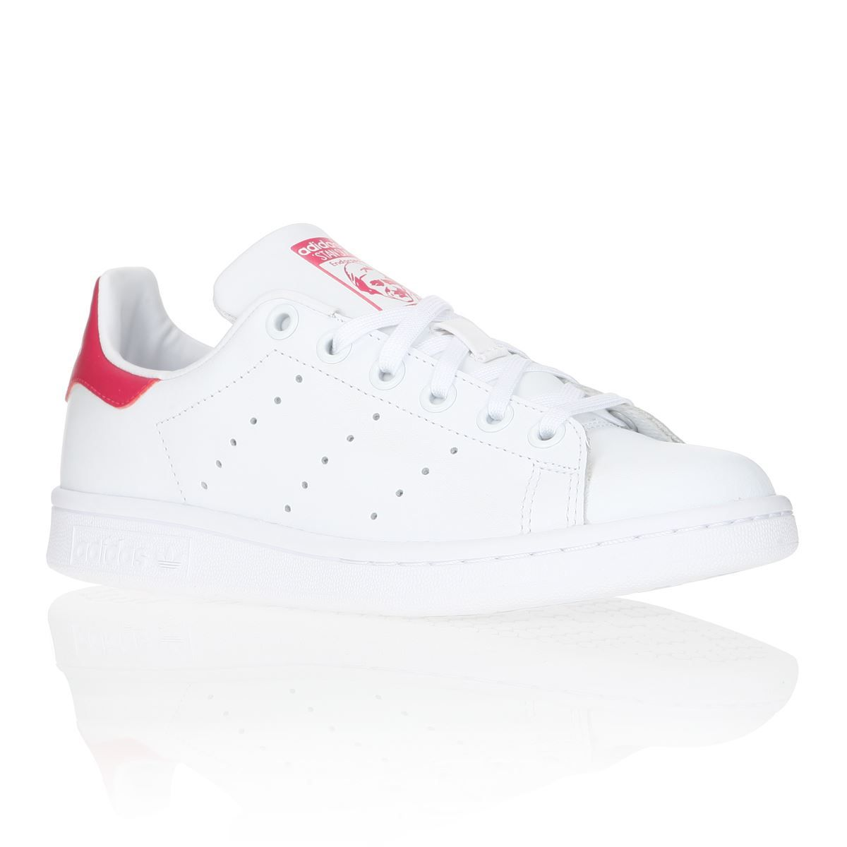 Adidas Stan Smith Junior Rose stress management game.co.uk