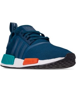 26567d0f82b9b ADIDAS ORIGINALS ADIDAS MEN S NMD R1 CASUAL SNEAKERS FROM FINISH LINE.   adidasoriginals  shoes