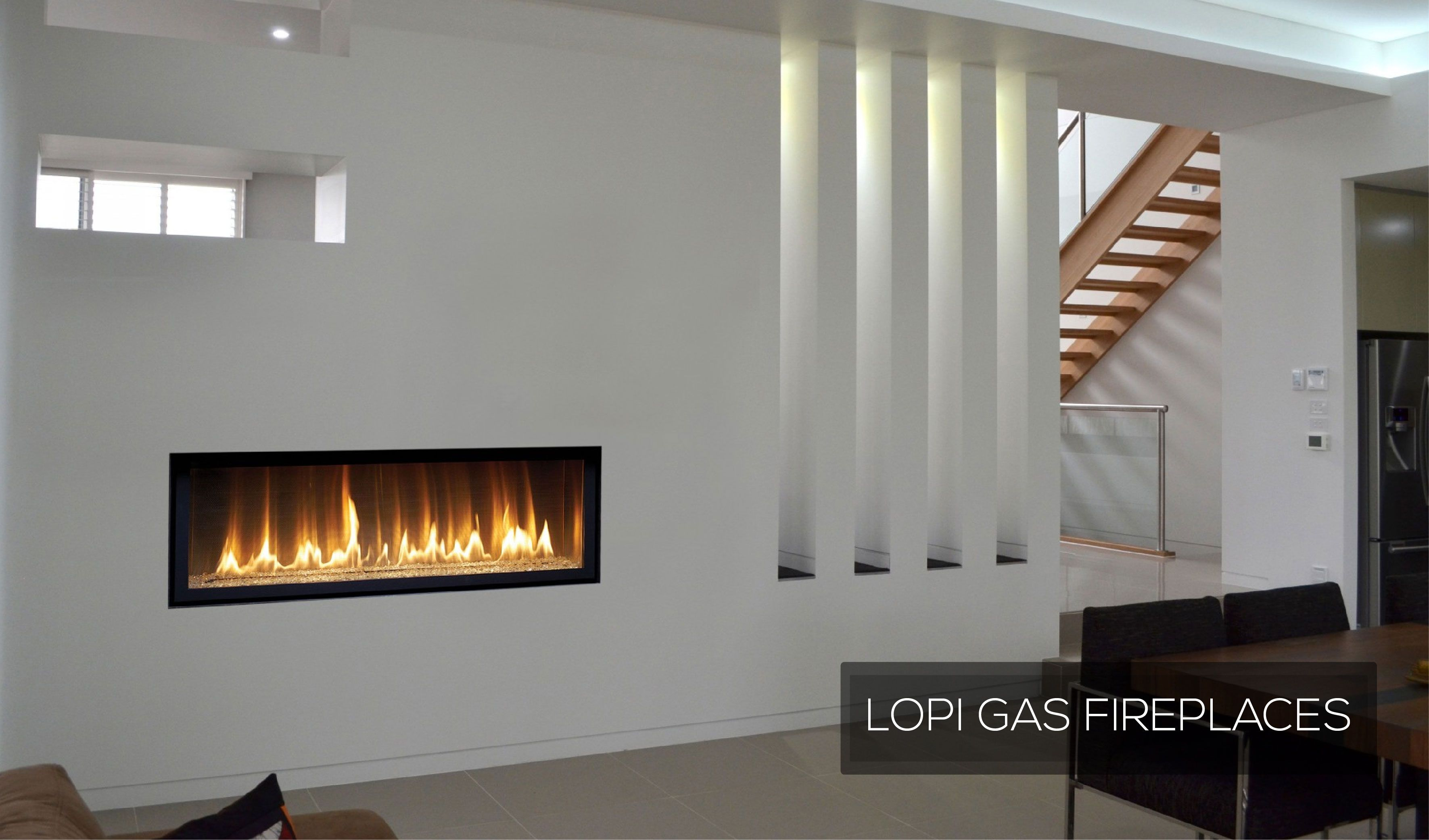 Modern Fireplaces Images