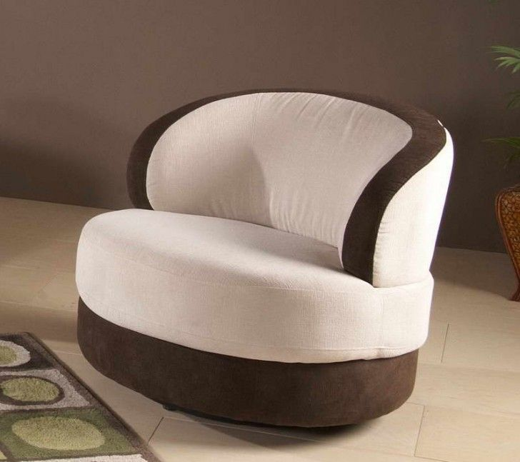 the useful and easy to use round swivel chairs for living