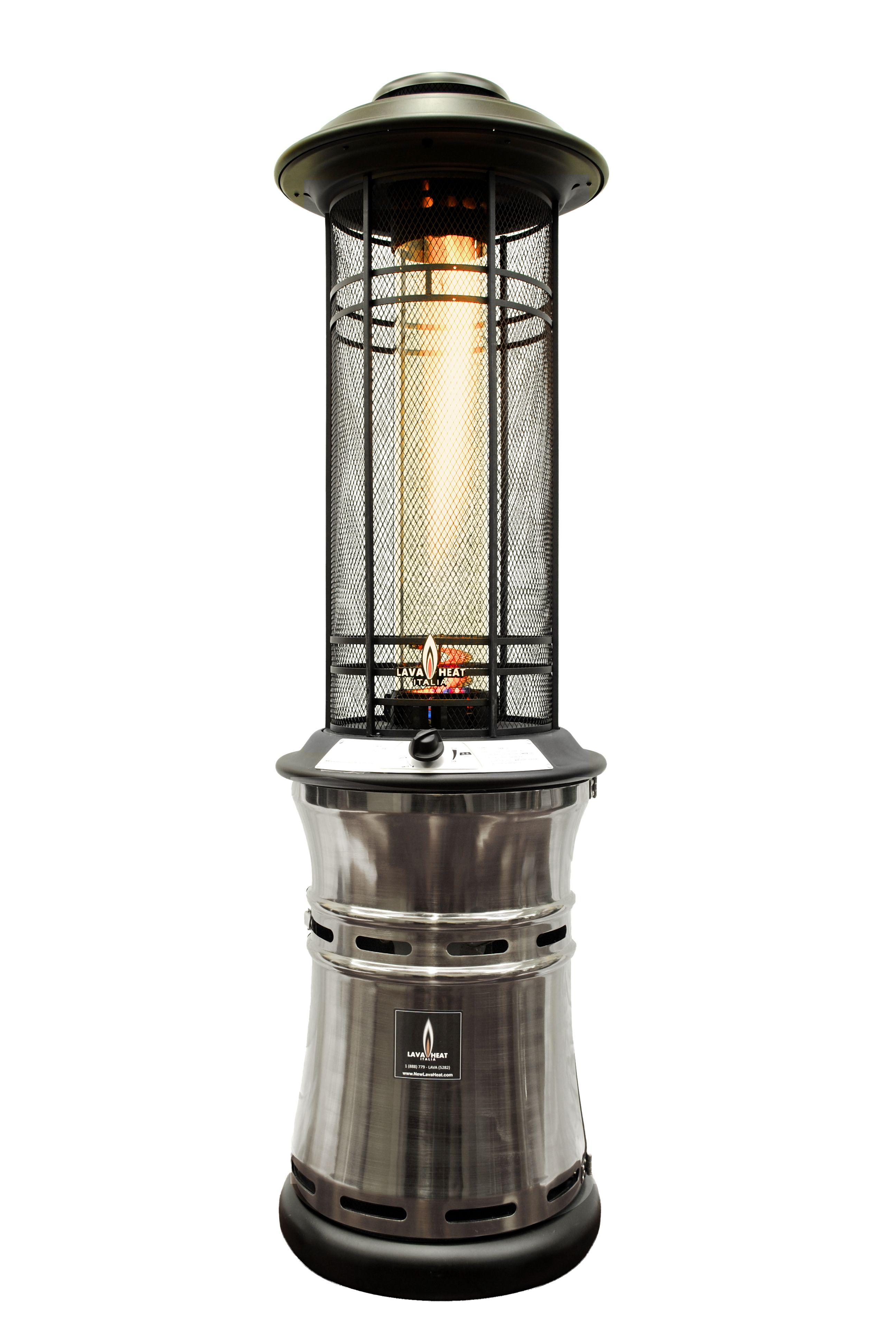 ember alto natural gas patio heater copper - Patio Heating Ideas