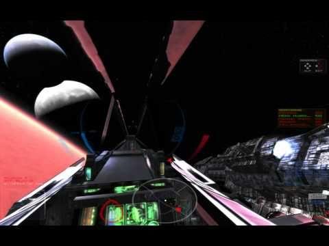 Freespace 2 SCP Battle Showcase - YouTube
