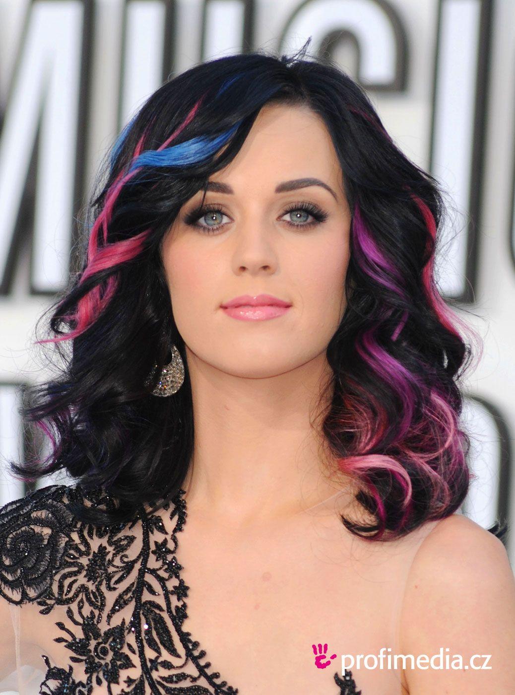 Katy Perry Saç Modelleri