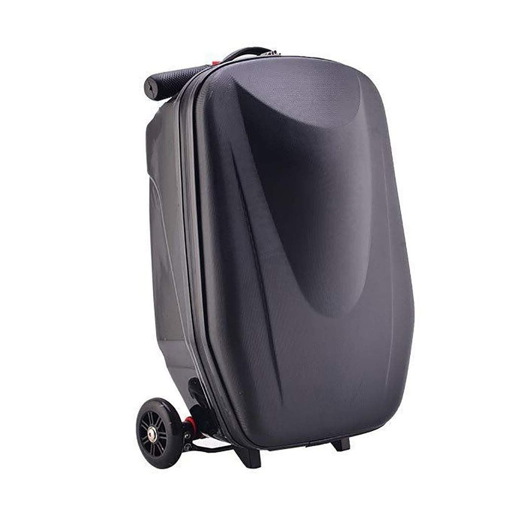 077a5c8d450d Luggage Scooter, ABS Hard Shell Travel Children's Luggage Scooters 3 ...