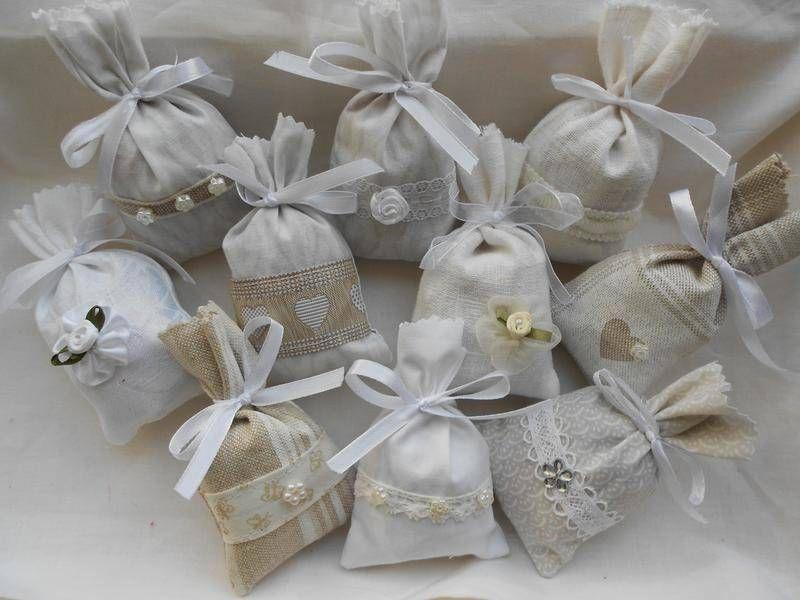Sachet lavande collection mariage 15 miniatures et petits o - Collection fait maison ...