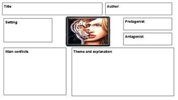 The Lady or the Tiger Graphic Organizers | Graphic ...