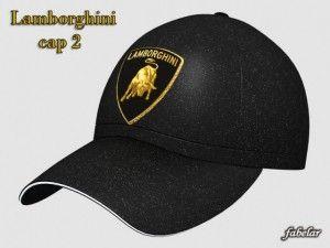 Lamborghini cap 2  f7529ed33fd