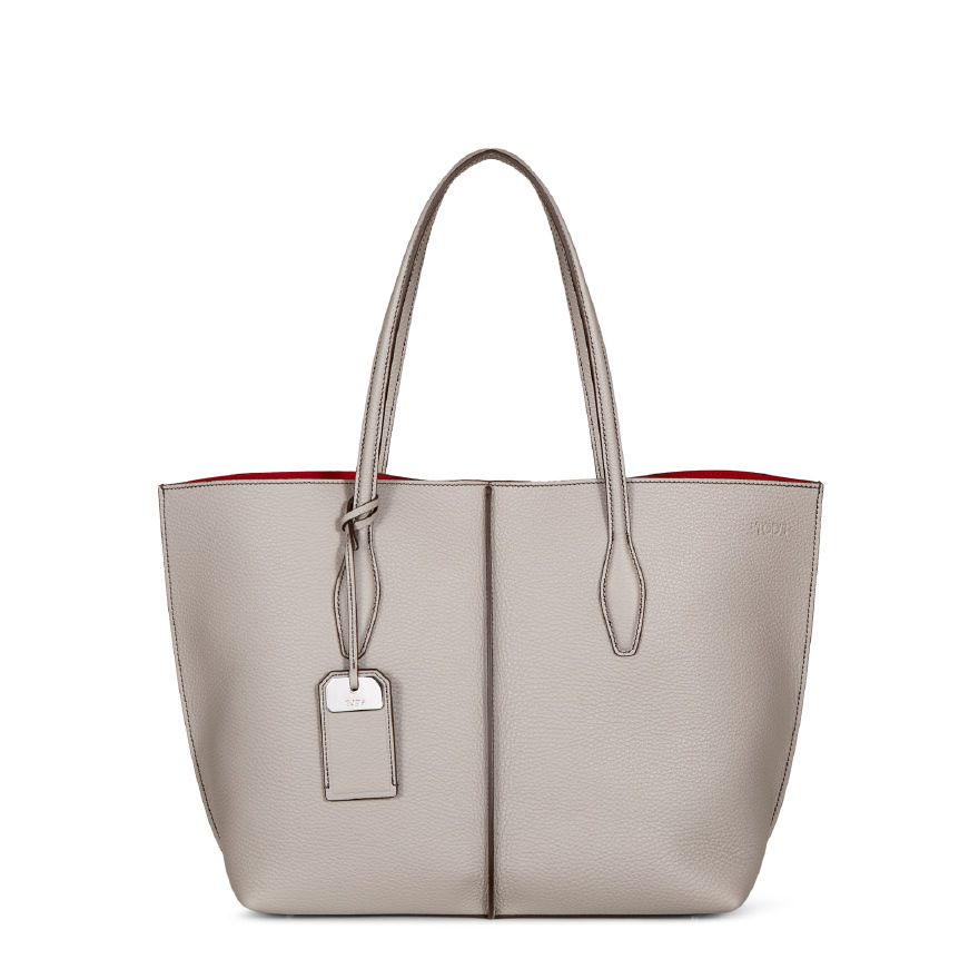 Tod's Joy hammered leather medium tote 8UtP5JZ