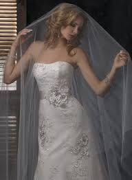 maggie sottero veils - Google Search