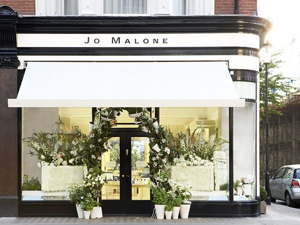 Jo Malone London Sloane Street Boutique My Favorite Location