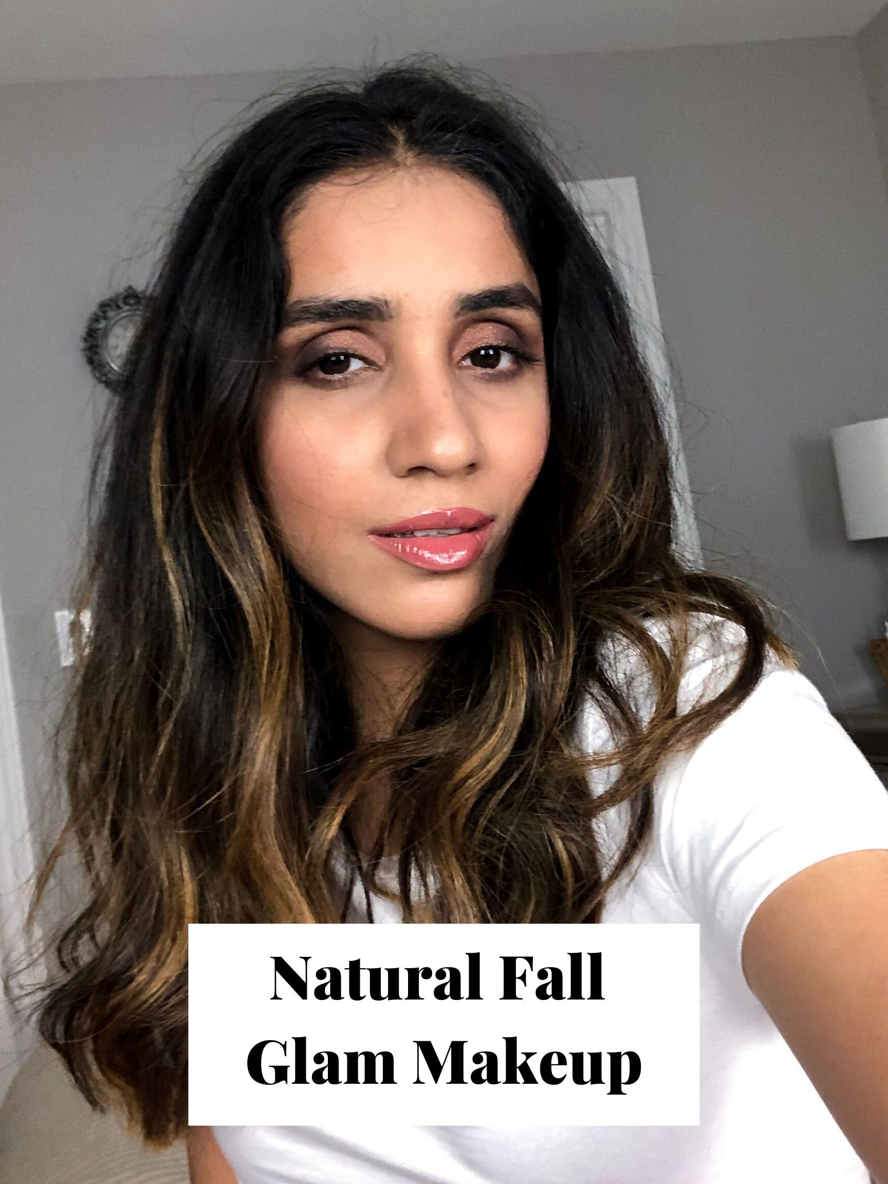 Natural Fall Glam Makeup Tutorial 2019 Glam makeup, Glam