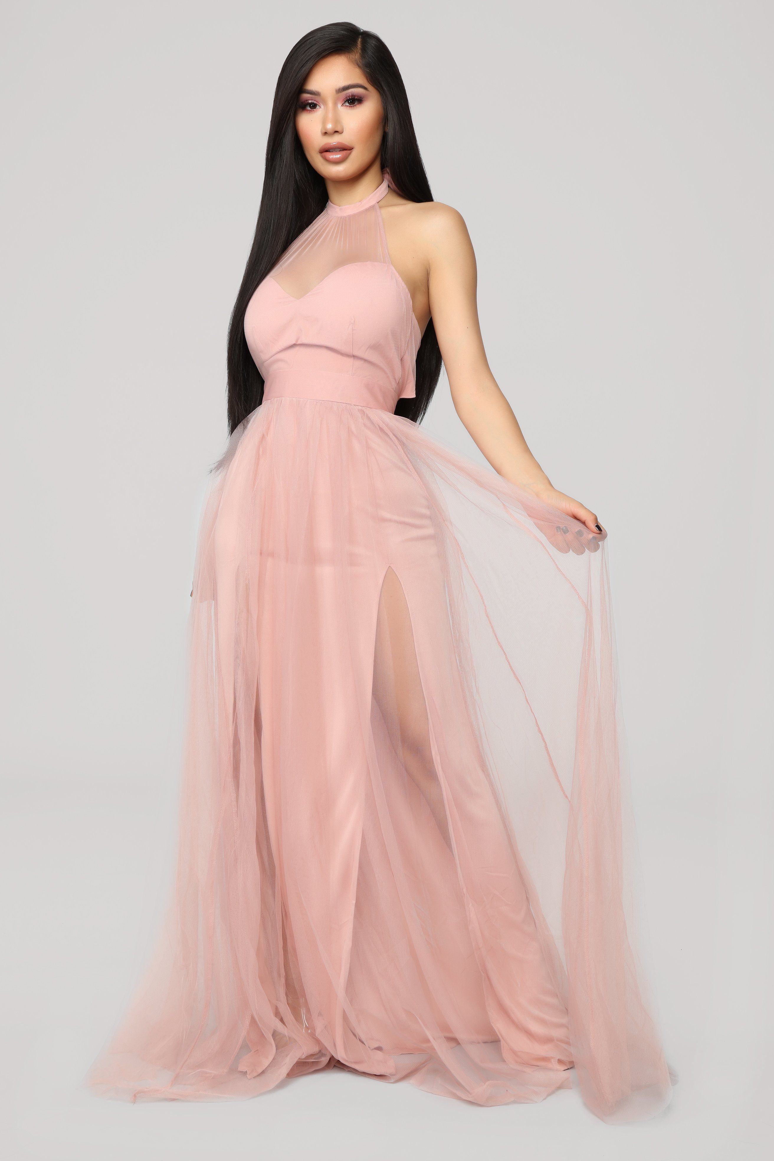 Off The Tulle Gown Blush Blush dresses, Blush pink