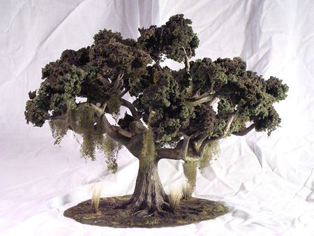 Tutorial Make A Mini Tree For Indoor Fairy Garden Diorama Or