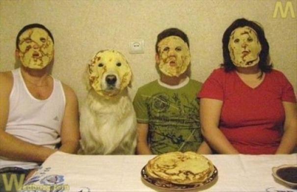 La Famille Crêpe