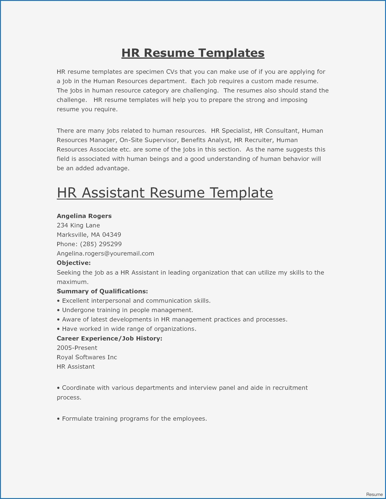 Online Resume Maker For Students