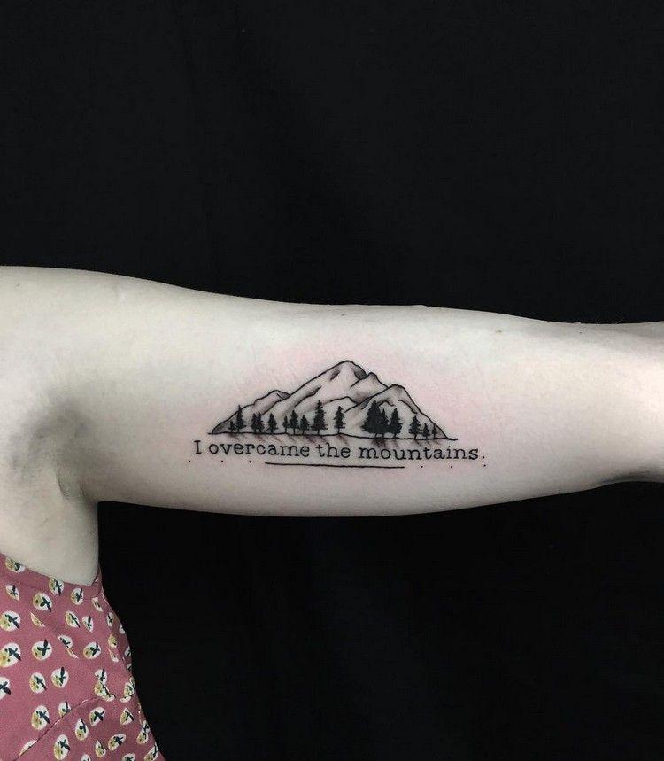 typewriter tattoo schrift mit weiteren tattoo motiven kombinieren tattoos pinterest tattoo. Black Bedroom Furniture Sets. Home Design Ideas