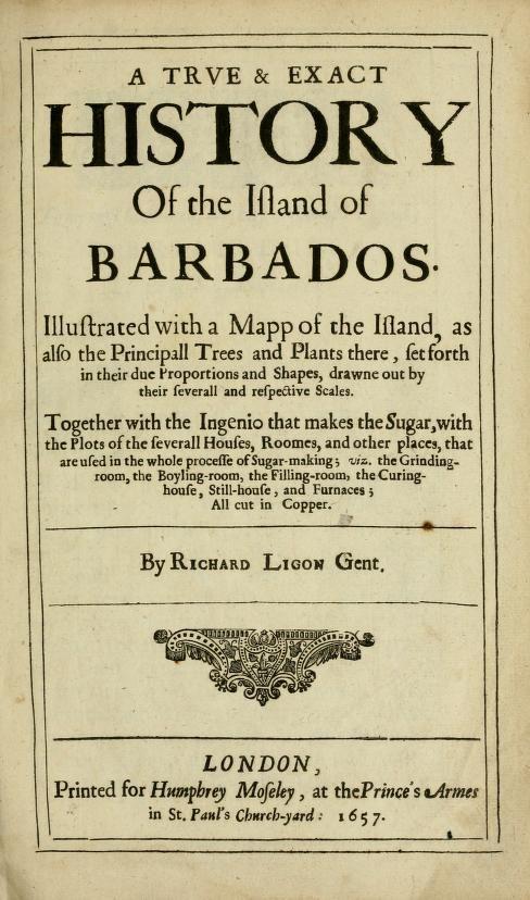 Caribbean Genealogy Records - GenealogyInTime Magazine