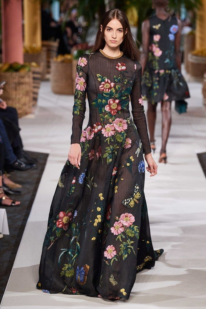 Photo of Oscar de la Renta Frühjahr/Sommer 2020 Ready-to-Wear – Kollektion | Vogue Germany