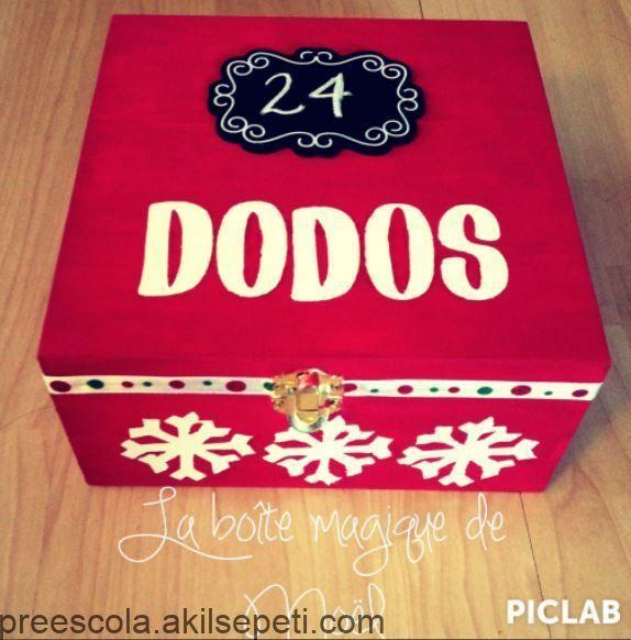 Un calendrier de l'avent un peu special... une boîte magique qui communique... - #boite #calendrier #communique #de #l39avent #magique #peu #qui #spécial #Une #calendrierdel#39;aventdiy
