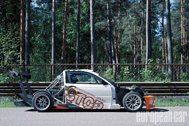 Hgk Motorsport Kit Car Tube Frame Chassis 09.