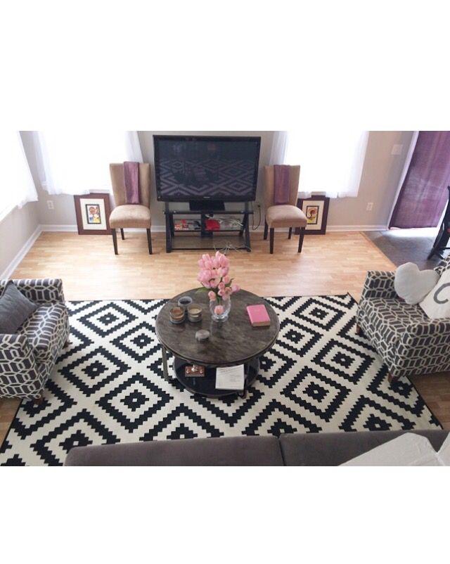 17 Best Black White And Purple Living Room Decor New Livingroom Design