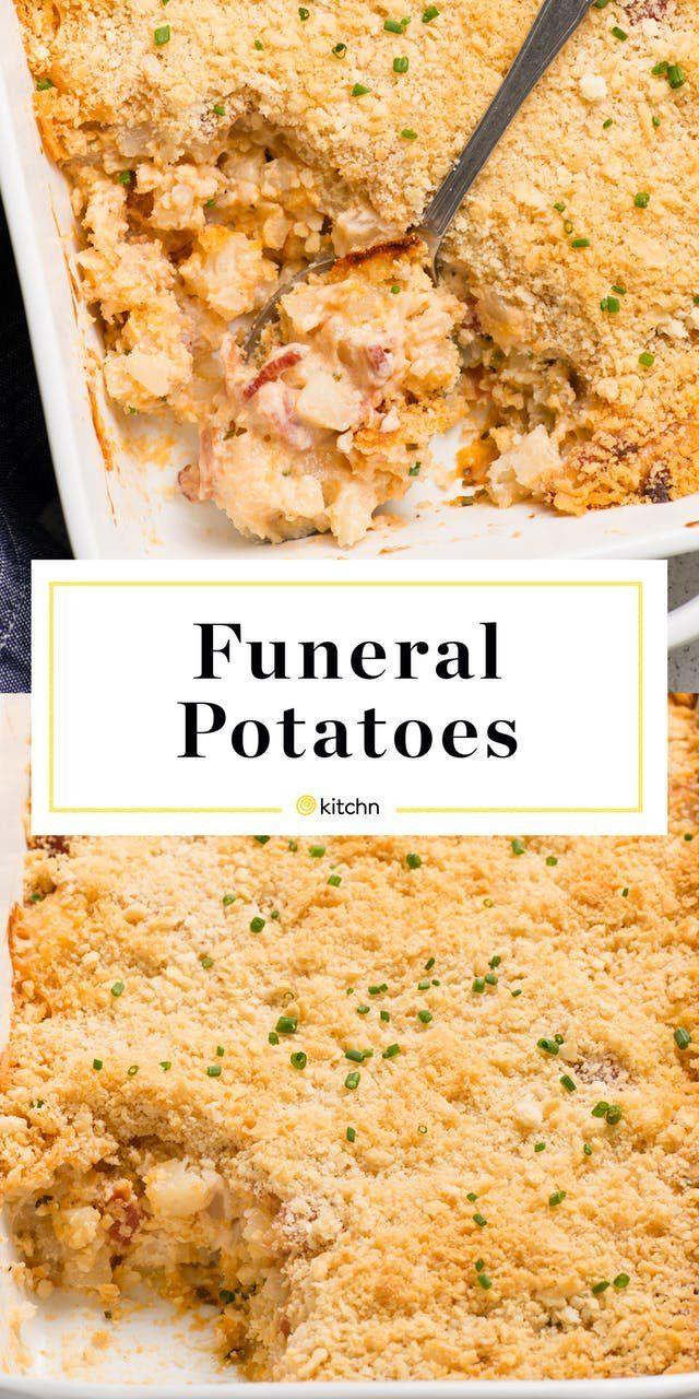 Recipe: Funeral Potatoes
