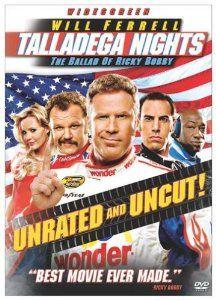 Amazon.com: Talladega Nights - The Ballad of Ricky Bobby (Unrated Widescreen Edition): Will Ferrell, Sacha Baron Cohen, Adam McKay: Movies &...