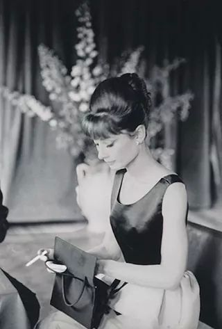 Pin en Audrey Hepburn/Marilyn Monroe