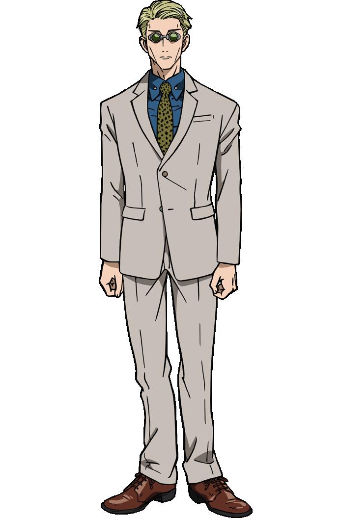 Kento Nanami Jujutsu Kaisen Wiki Fandom In 2021 Nanami Jujutsu Character Design