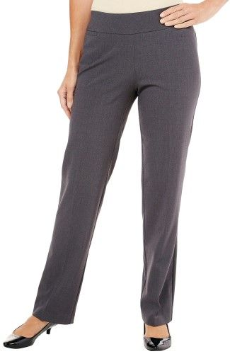 d5e2d82c80f Counterparts Womens Solid Pull On Pants