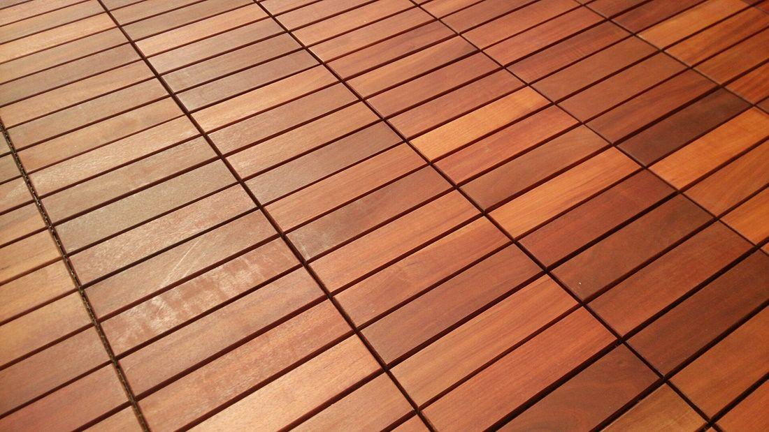 Holzfliesen Mit Klick-System Kaufen