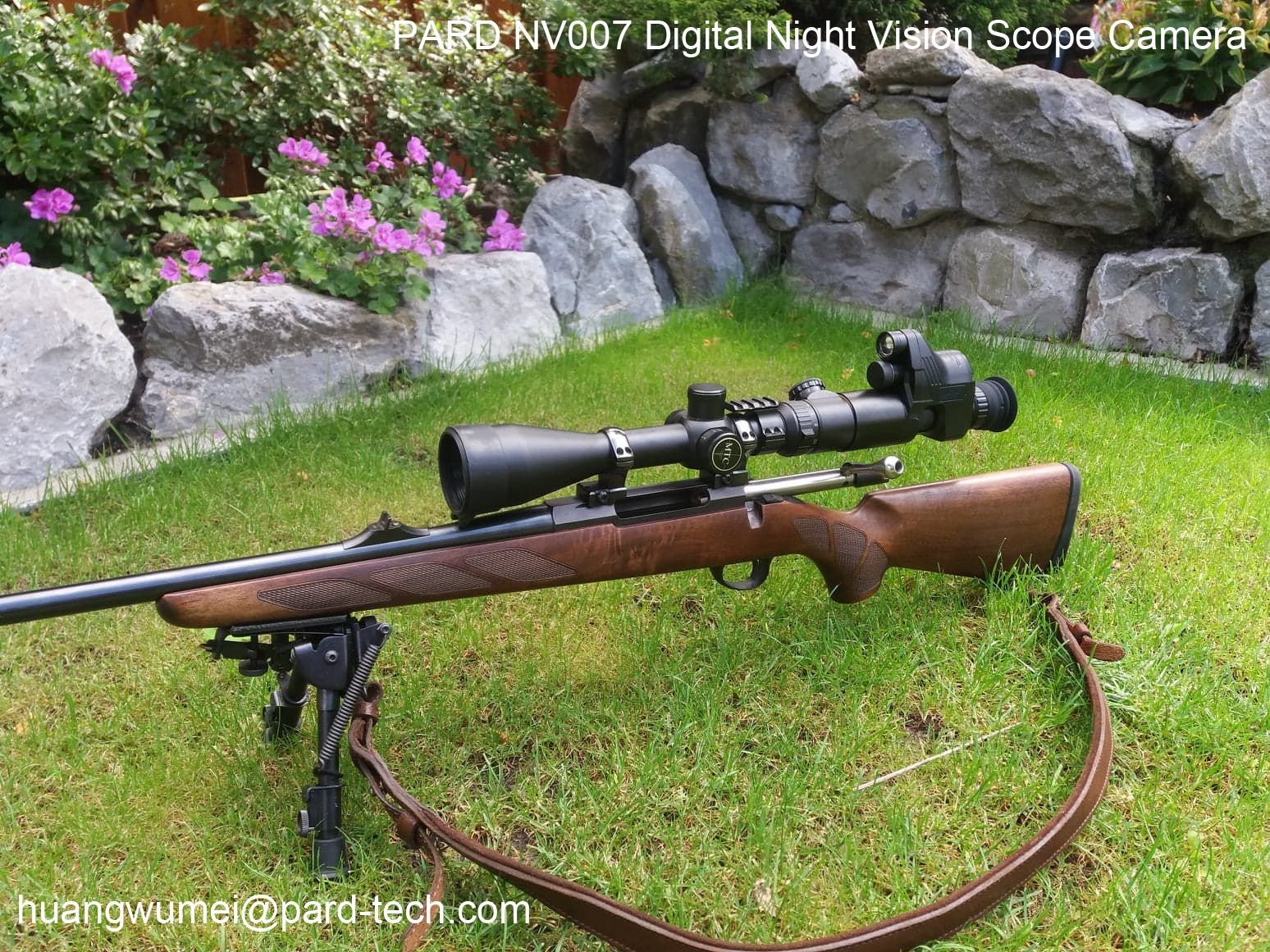 PARD NV007 Night Vision Rifle Scope Camera | PARD Thermal