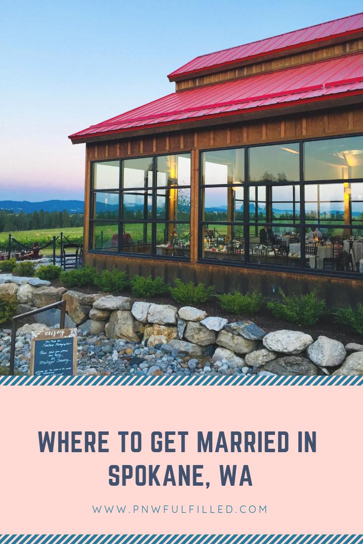 Trezzi Farm Pacific Northwest Fulfilled Spokane Wedding Venues Seattle Wedding Venues Winery Wedding Venue