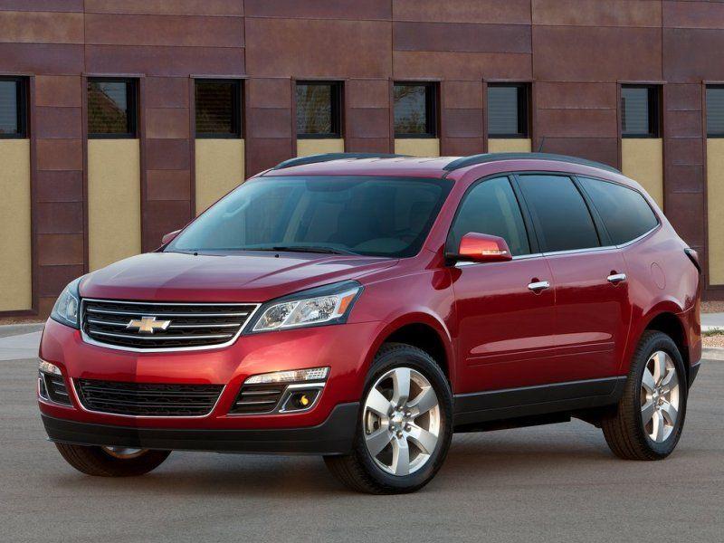Best 7 Passenger Suvs Chevrolet Traverse Used Suv Car For Teens