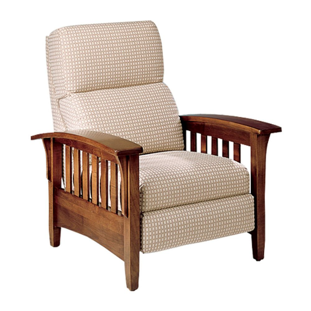 Custom modern chippendale wing chair by ethan allen at 1stdibs - Woodstock Recliner Ethan Allen Us