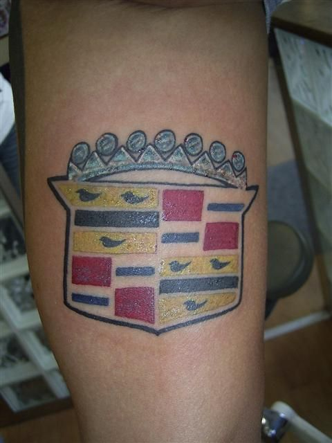 Pin On Caddy Tatts