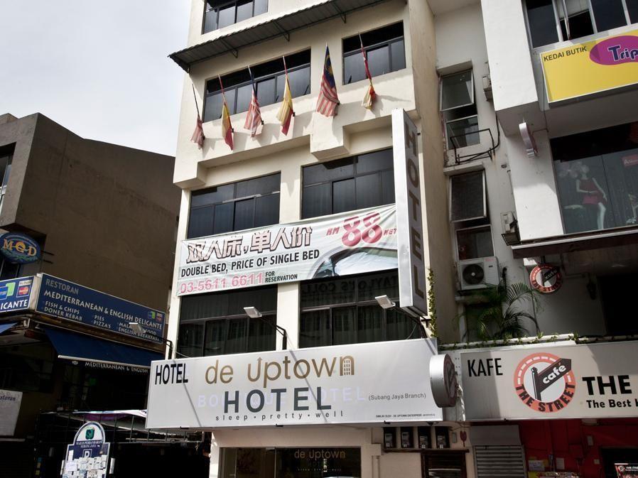 Kuala Lumpur De Uptown Hotel Subang Jaya Malaysia Asia Is
