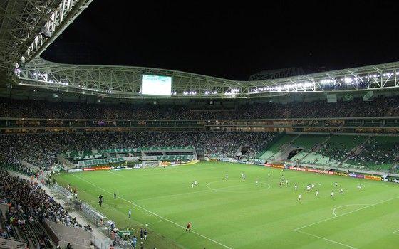 Allianz Parque, estádio do Palmeiras. Dois terços do público no início da temporada são formados por sócios e clientes online (Foto: Divulgação)