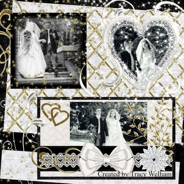 Tracy Welham: Wedding Memories