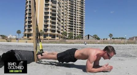 TRX Core Workout Video - for full printable workout visit: http://www.bradgouthrofitness.com/trx-core-workout-video/