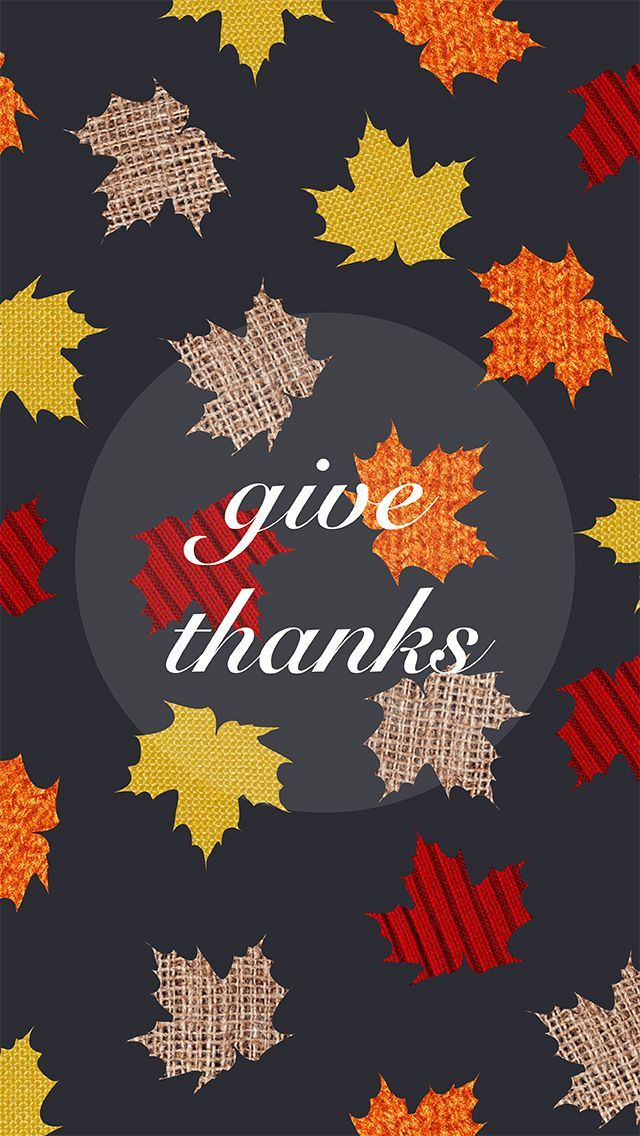 thanksgiving iphone wallpapers (With images