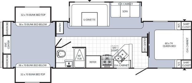 Palomino Pop Up Camper Wiring Diagram