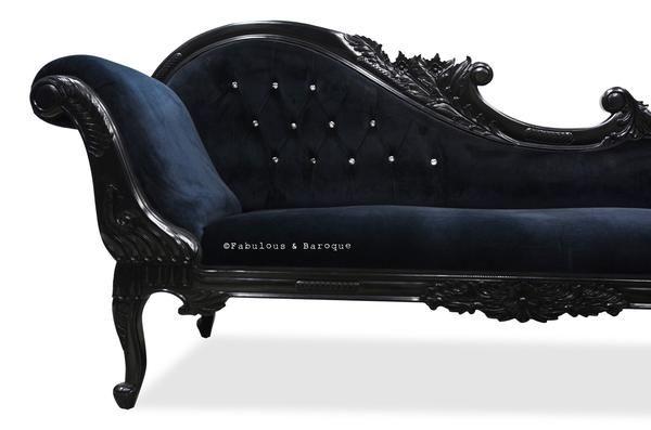 Modern Baroque Rococo Furniture And Interior Design Black Furniture Black Painted Furniture Furniture