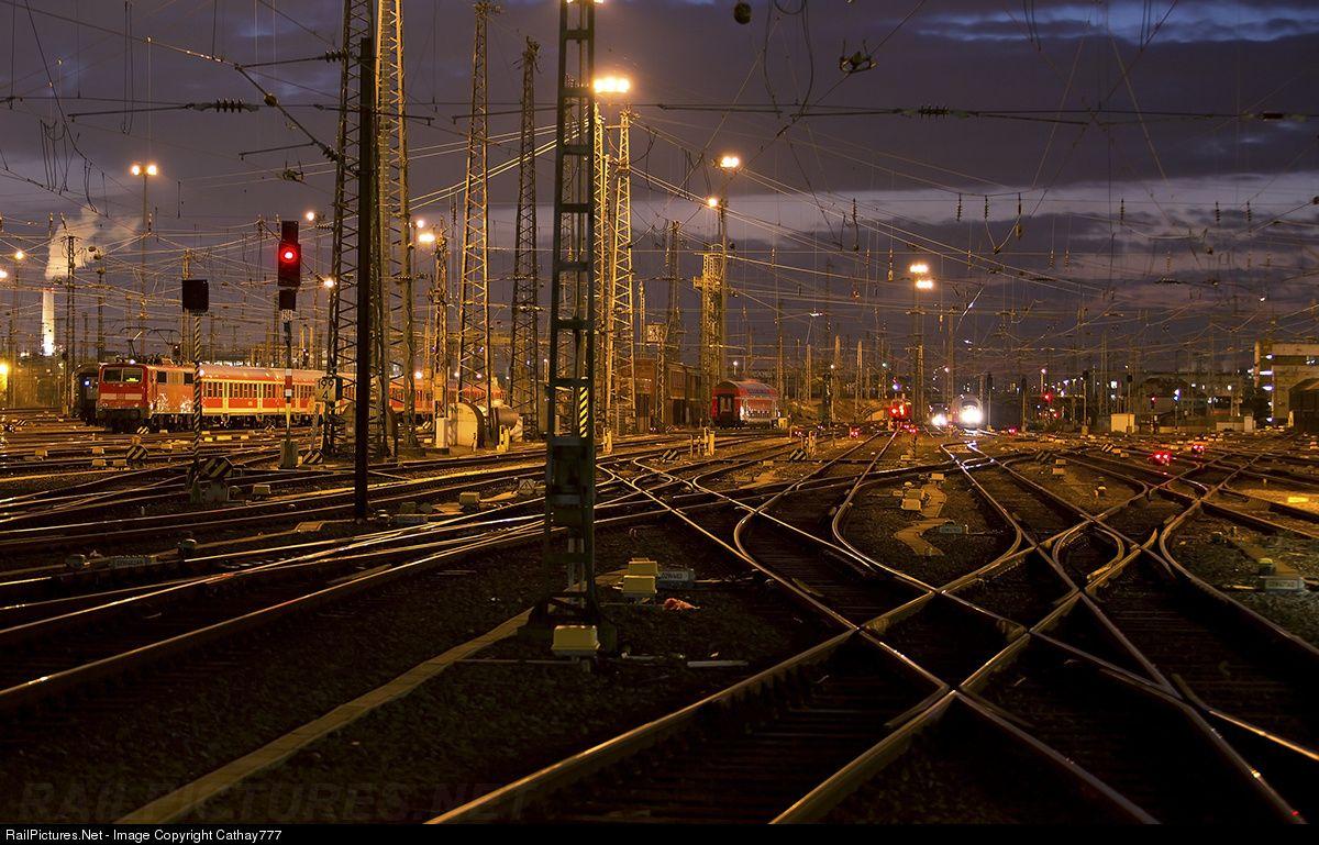 Photo Deutsche Bahn AG at Frankfurt