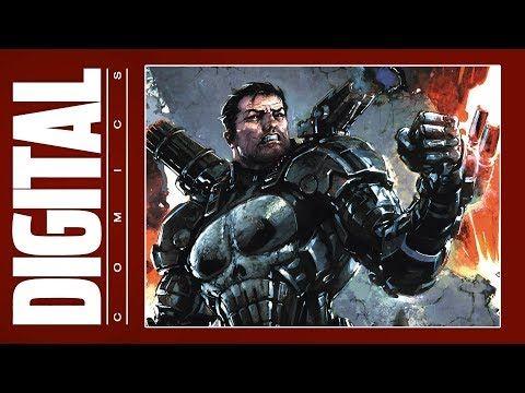 7637c99551c2c Punisher v10 #218 Punisher: War Machine (Marvel Legacy Tie-In) - YouTube