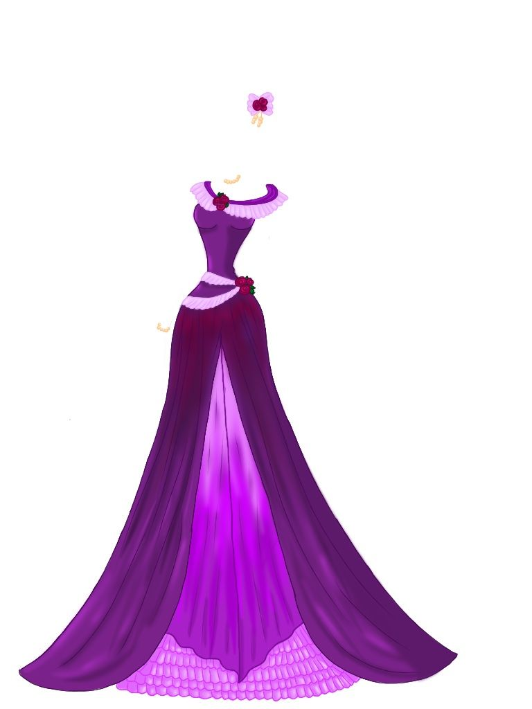 Anime Ball Dresses