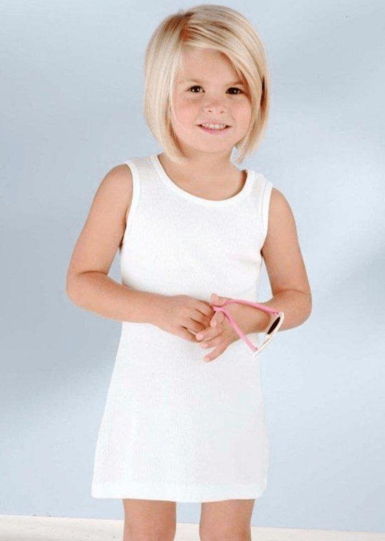 Bob Frisur Für Kinder Girl Pinterest Lány Frizurák Kislány