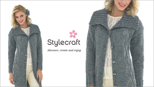 A Beautiful Free Knitting Pattern To Go With Our Wonderful New Brand